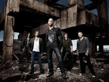 Daughtry tour dates in Melbourne