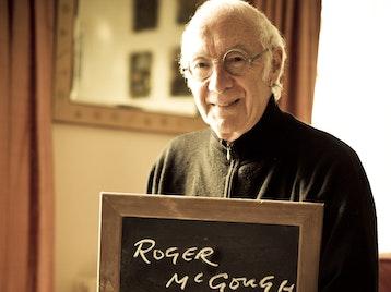 Roger McGough, LiTTle MACHiNe, Camilla McLean picture