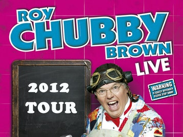 Roy 'Chubby' Brown picture