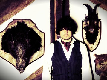 Chris Helme (The Seahorses) artist photo