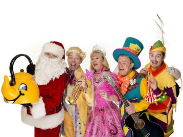 Fairytale Christmas: The Singing Kettle picture
