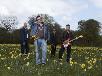 The Smiths Indeed + Tom Hingley picture