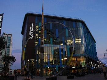 Cardiff Central Library venue photo