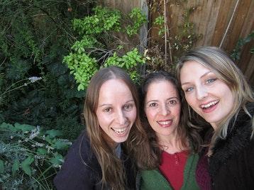 Alice Zawadzki Trio artist photo