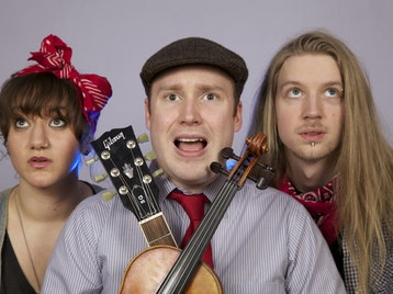 St Richards Comedy Night: Jonny And The Baptists, Tiffany Stevenson, Andrew O'Neill, Mitch Benn picture