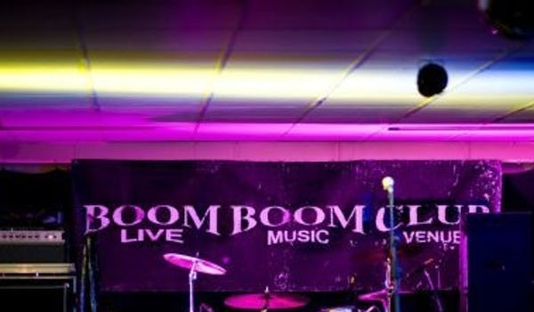 The Boom Boom Club Events