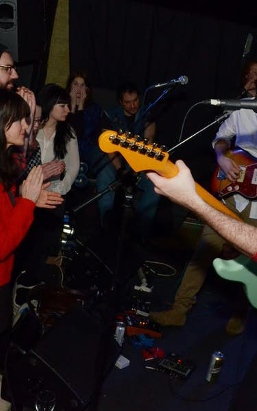 Sebright Arms Events