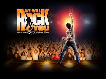 We Will Rock You artist photo