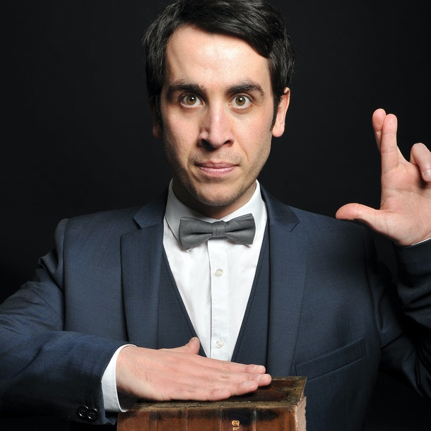 Pete Firman - Bag of Tricks