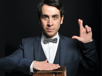 Just The Tonic's Saturday Night Comedy: Pete Firman, Robert White, Phil Jerrod, Ian Smith picture