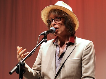 Mike Scott (The Waterboys) artist photo