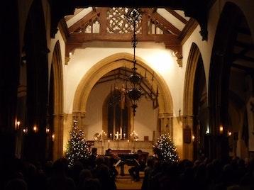 All Saints Church venue photo