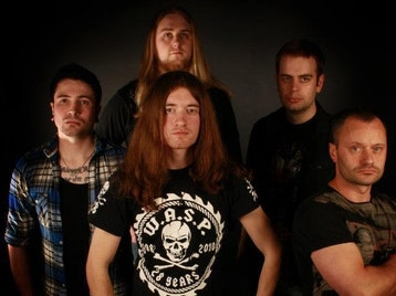 Hellion Rising artist photo