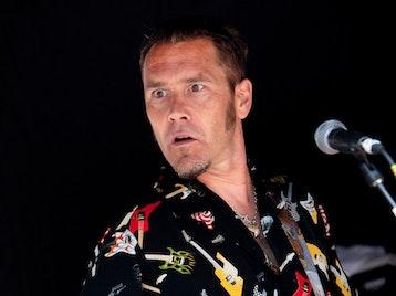 Will Johns Band artist photo