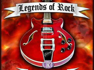 Legends Of Rock: Stargazer + Money For Nothing + The Howie G Revue + Marcus Malone + Hi-On-Maiden + Zeus (UK) + StoneWire + The Ben Poole Band + Mike Papas Band + Voodoo Six + Larry Miller + Walkway + Stone Free picture