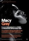 Flyer thumbnail for Talking Book: Macy Gray