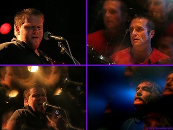 Danny Bryant's Red Eye Band artist photo