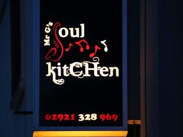 Mr G's Soul Kitchen venue photo