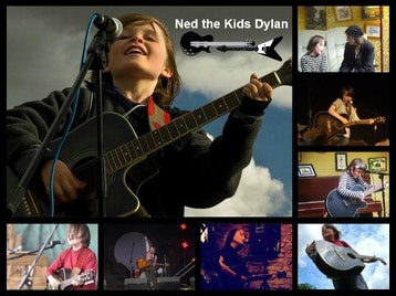Ned The Kids Dylan artist photo