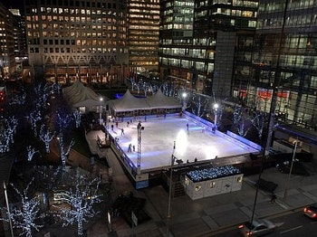 Canary Wharf Ice Rink venue photo