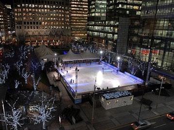Canary Wharf Ice Rink venue photo