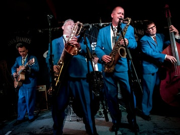 King Pleasure And The Biscuit Boys picture