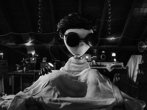 Film promo picture: Frankenweenie