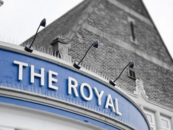 The Royal Hotel venue photo