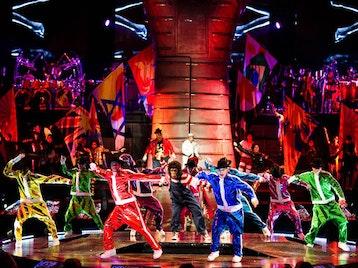 Michael Jackson - The IMMORTAL World Tour: Cirque Du Soleil picture