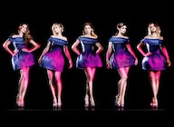 Girls Aloud artist photo