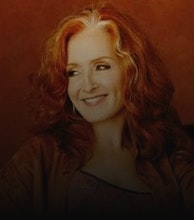 Bonnie Raitt artist photo