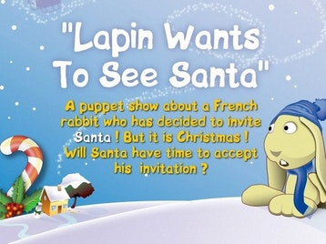 Lapin Wants To See Santa: Le Petit Monde picture