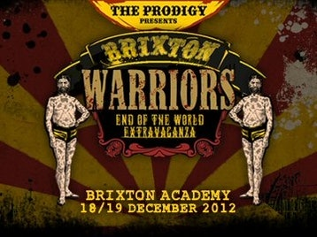 Warriors End Of the World Extravaganza: The Prodigy + Gedo Mega B*tch + Jaguar Skills + More! picture
