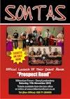 Flyer thumbnail for Sontas Album Lauch: Sontas