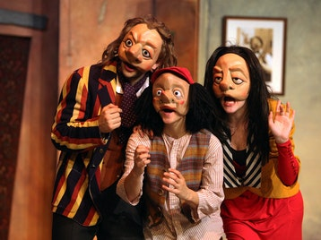 The Amazing Adventures Of Pinocchio picture