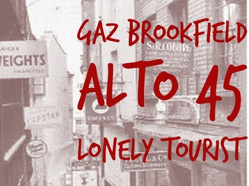 Gaz Brookfield + Alto 45 + Lonely Tourist + The Middle Ones picture