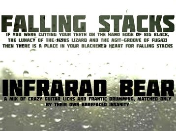 Falling Stacks + Infrared Bear + Repo Man picture
