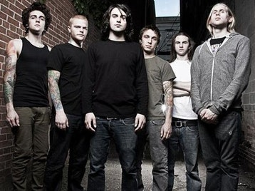 Born Of Osiris + After The Burial + Monuments + The Haarp Machine picture