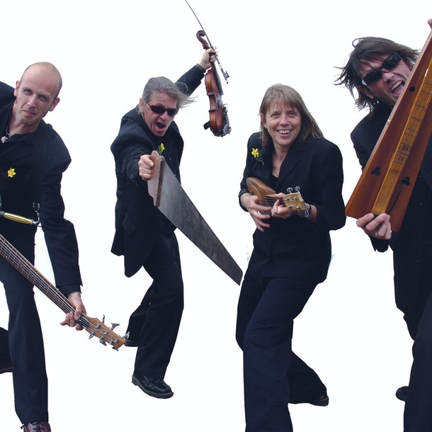 The Churchfitters Tour Dates