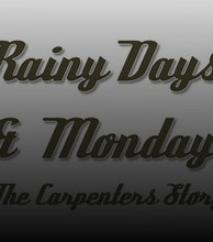 Rainy Days & Mondays - The Carpenters Story (Touring) artist photo