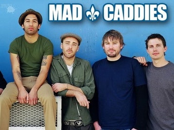 Mad Caddies artist photo