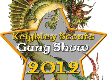 Keighley Scout Gangshow: Keighley Scouts picture