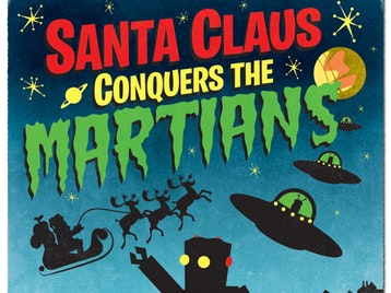 Santa Claus Conquers The Martians: Catfoot Theatre picture