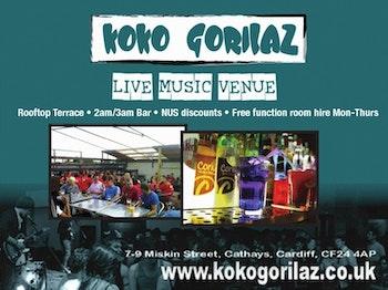 Koko Gorillaz venue photo