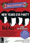 Flyer thumbnail for Derpartment S Big New Year's Eve Party: The Beat-Alls + Pop Britannia + John The Mod