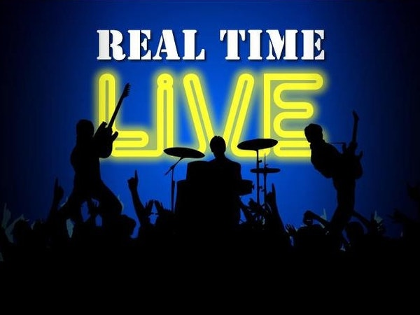 Real Time Live Events