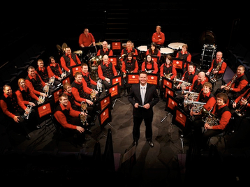 Hammonds Saltaire Band picture
