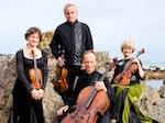 New Zealand String Quartet artist photo