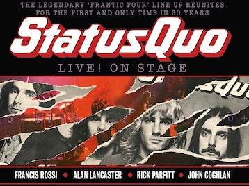 Original Band Line Up: Status Quo picture