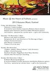 Flyer thumbnail for Debussy's L'enfant Prodigue: Ben Woodward, Laura Hudson, Roberto Garcia Lopez, Stephen John Svanholm